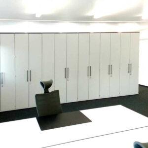 Verkaufs-Büros bauen aus Container-Modulen
