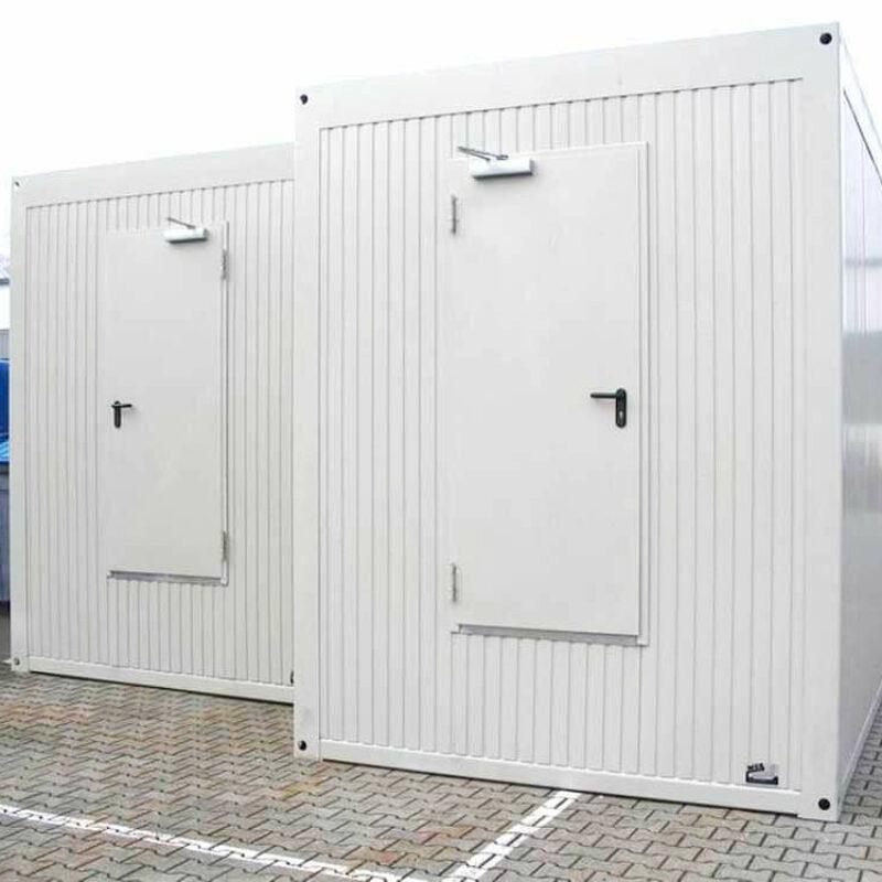 Schaltschrankcontainer, Batteriecontainer