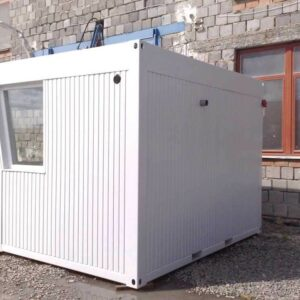 Industriecontainer, Messcontainer