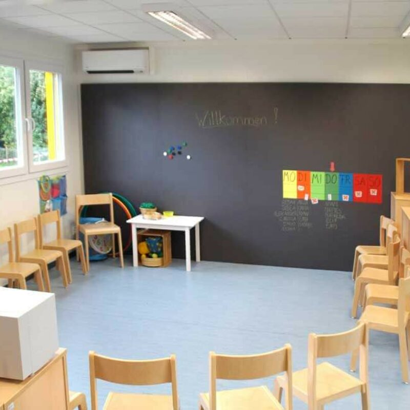 Kindergartencontainer