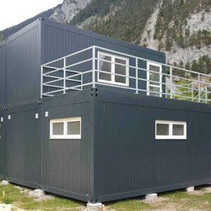 Container für Vereinsheime