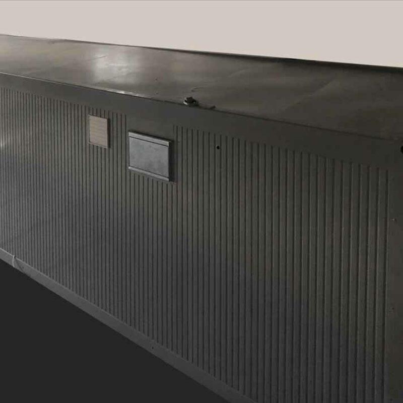 Trafo- und Schaltschrankcontainer