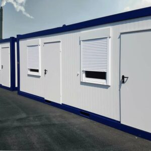 Standard-Bürocontainer