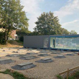Wenzenbach Kindertagesstätten-Container