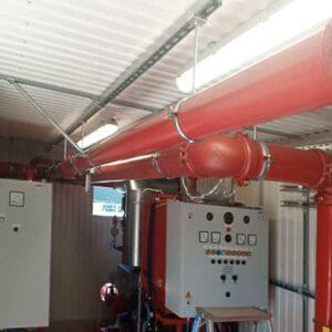 Mobile Pumpenstation