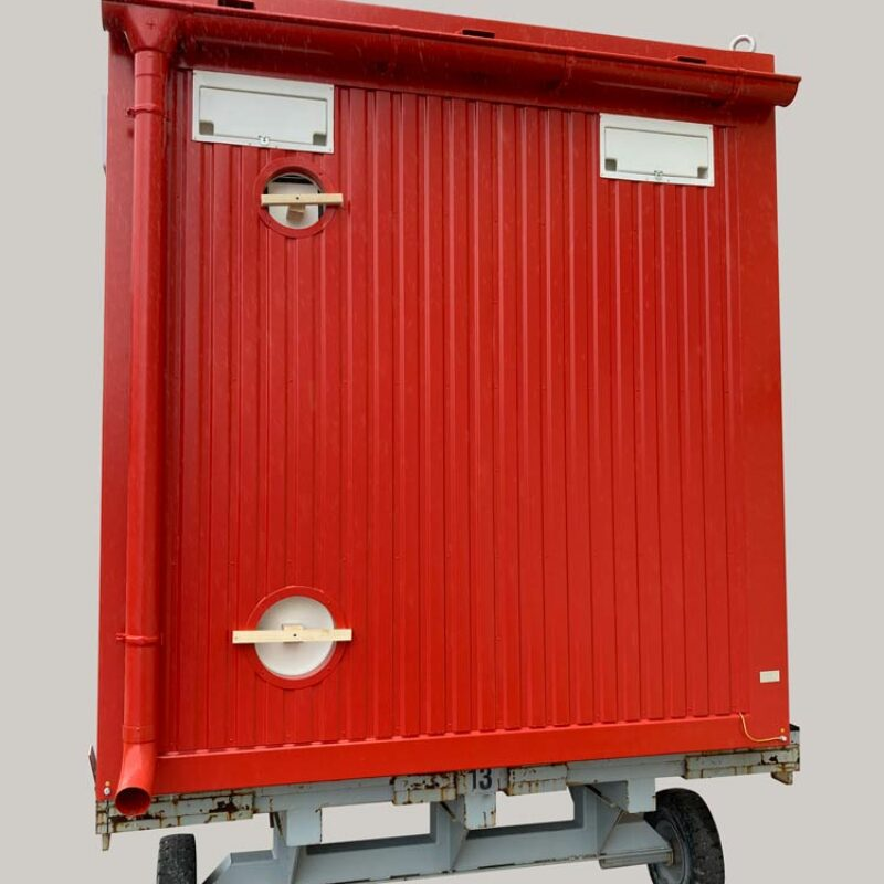 Sprinklercontainer