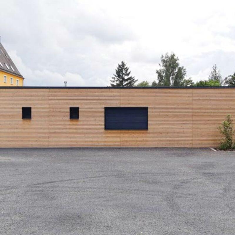 Modulbau Kindergarten von PH Container