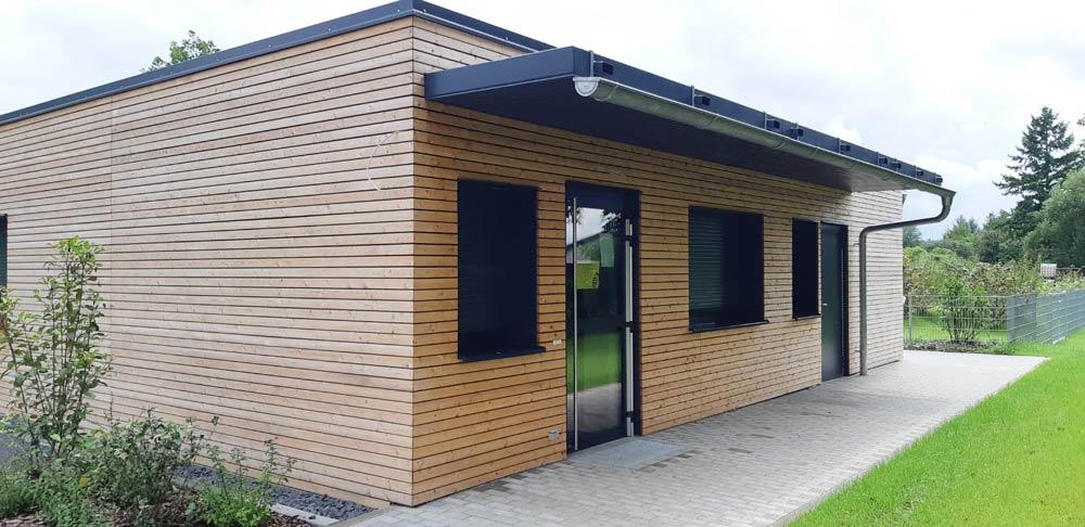 Modularer Kindergarten von PH Container