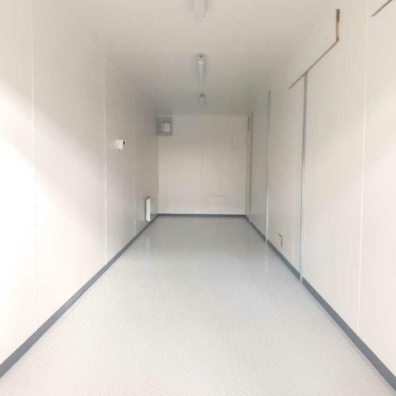Sprinklercontainer innen